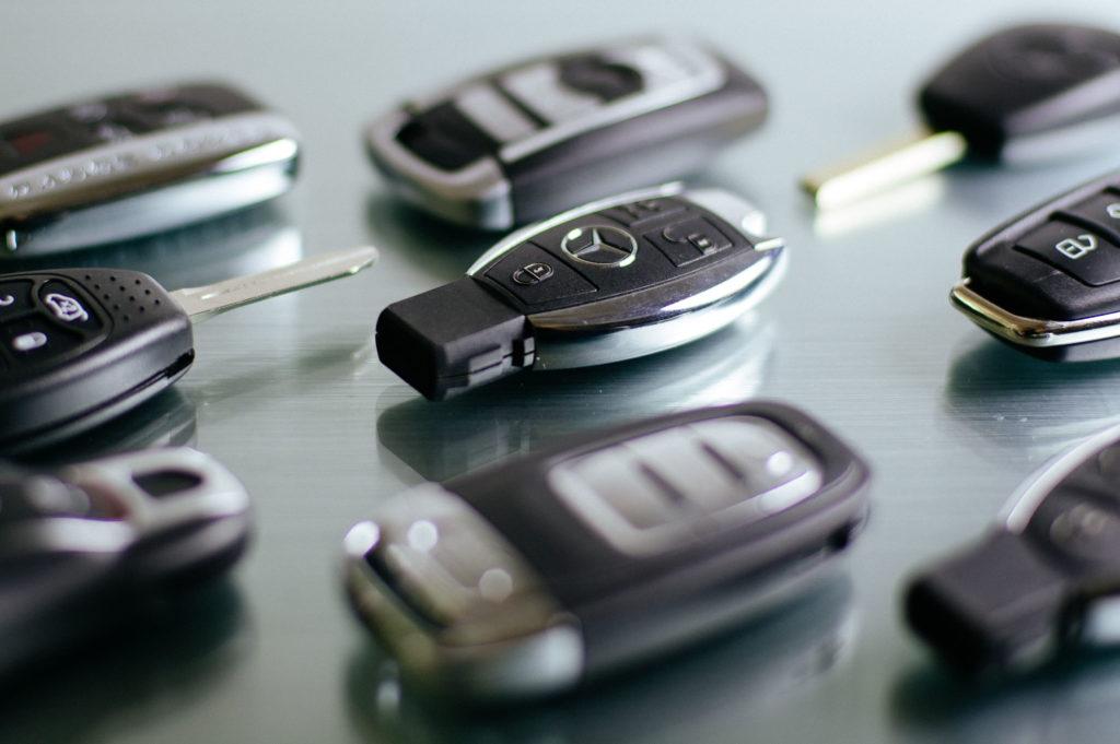 Autoschlüssel kopieren